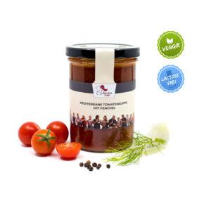gesunde Tomaten-Fenchel-Suppe von Fräulein Suppe im Glas